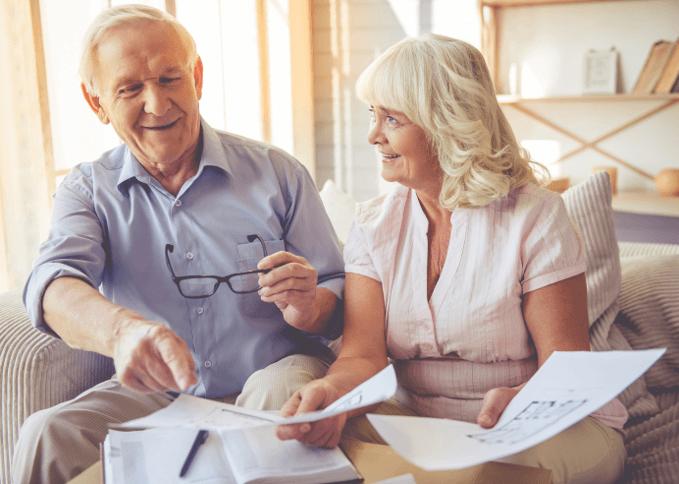 ImmoRente - Rentnerpaar